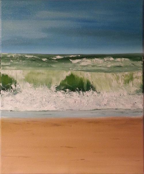 Les Conches La plage