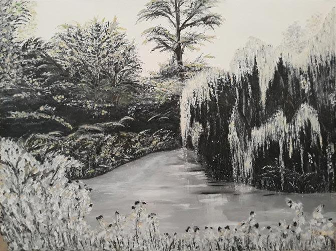 Promenade en forêt de l'Illwald