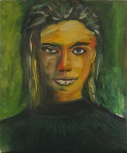 Portrait envoûtant