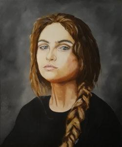 Portrait La Joconde