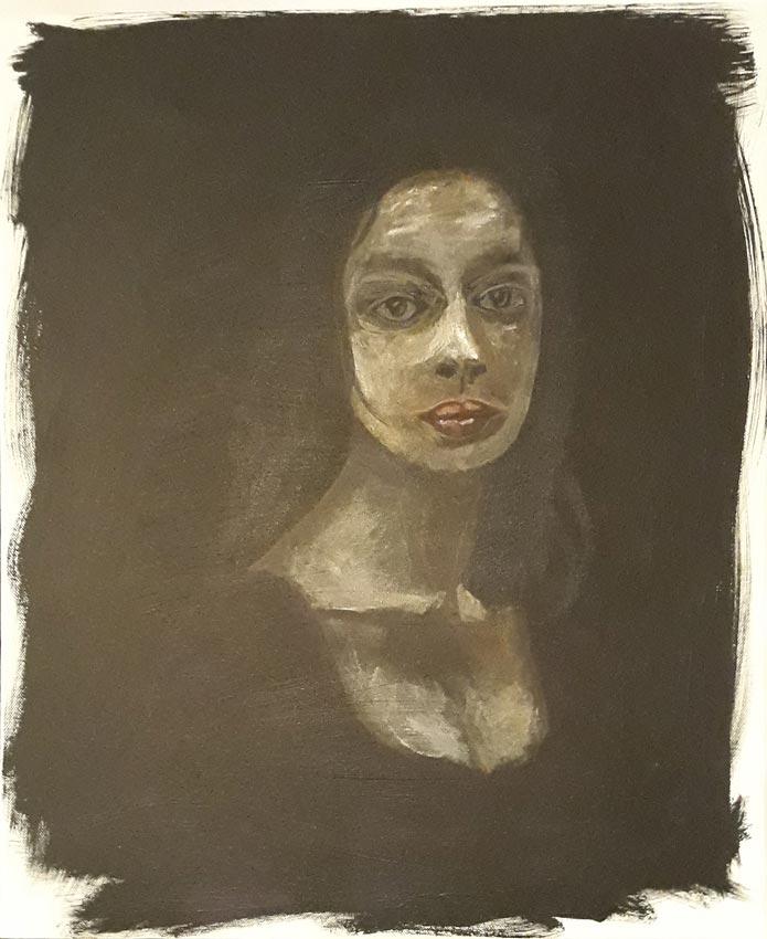 Shadows portrait