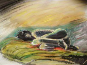 Artiste peintre Nuits Saint Georges